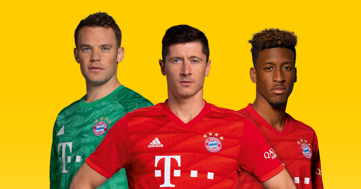 Stay Home And Win An Fc Bayern Jersey