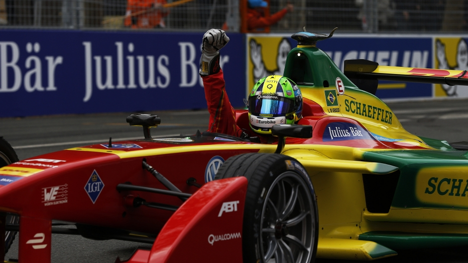 lucas di grassi s diary from the berlin eprix dhl inmotion. Black Bedroom Furniture Sets. Home Design Ideas