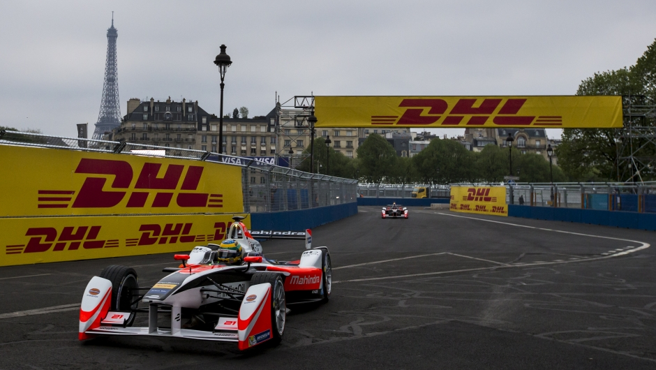 fia formula e returns to europe dhl inmotion. Black Bedroom Furniture Sets. Home Design Ideas